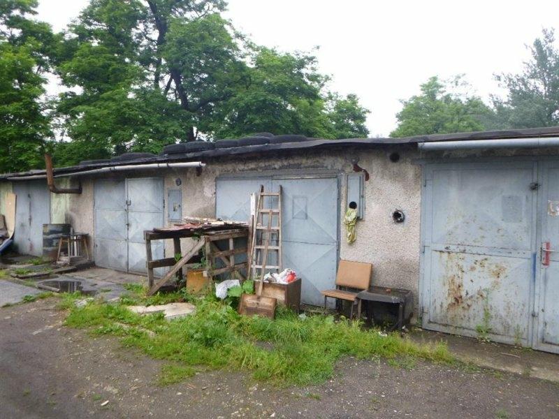 Opakovaná dražba garáže v Ostravě Mariánských
