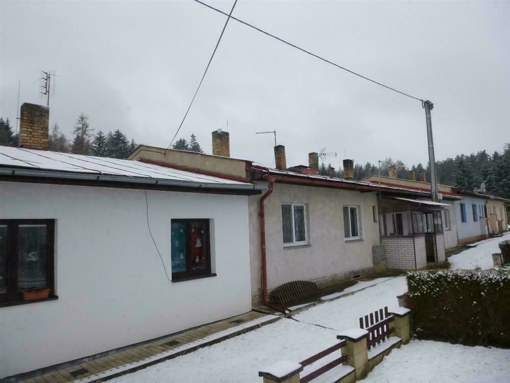 Dražba bytu s pozemkem ve Vlašimi, okres Benešov