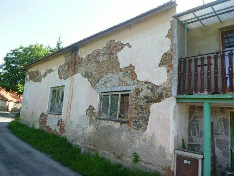Rodinný dům Nová Říše, okres Jihlava