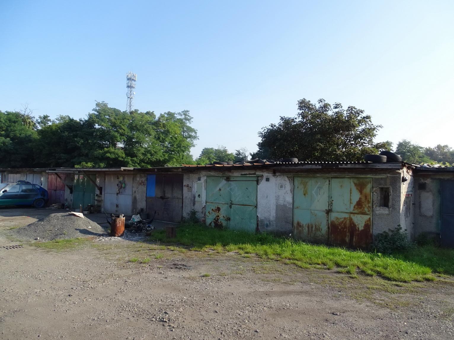 1. opětovná dražba garáže v SJM v Ostravě -