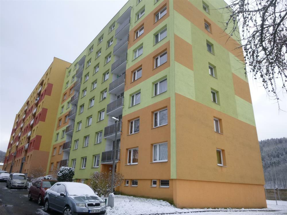 Dražba bytu v obci Chrastava, okr. Liberec