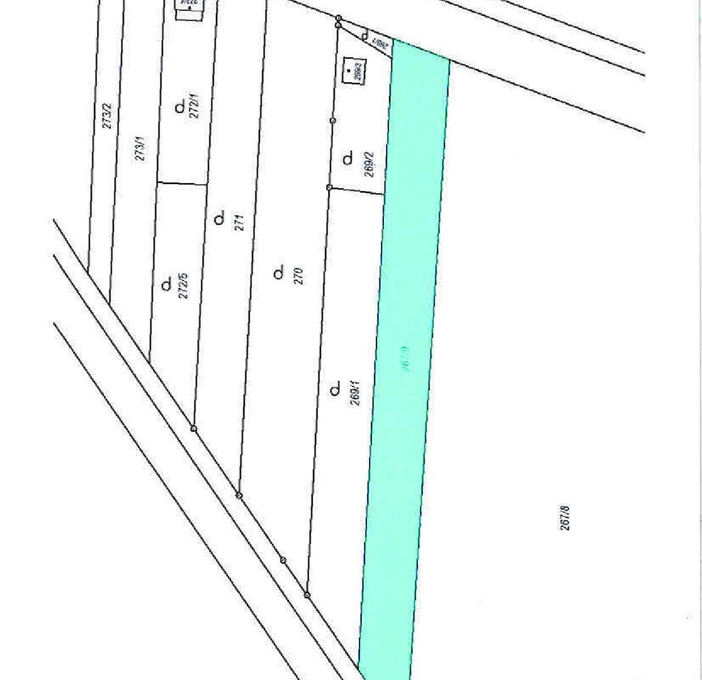 pozemek v obci Chrudichromy, okres Blansko