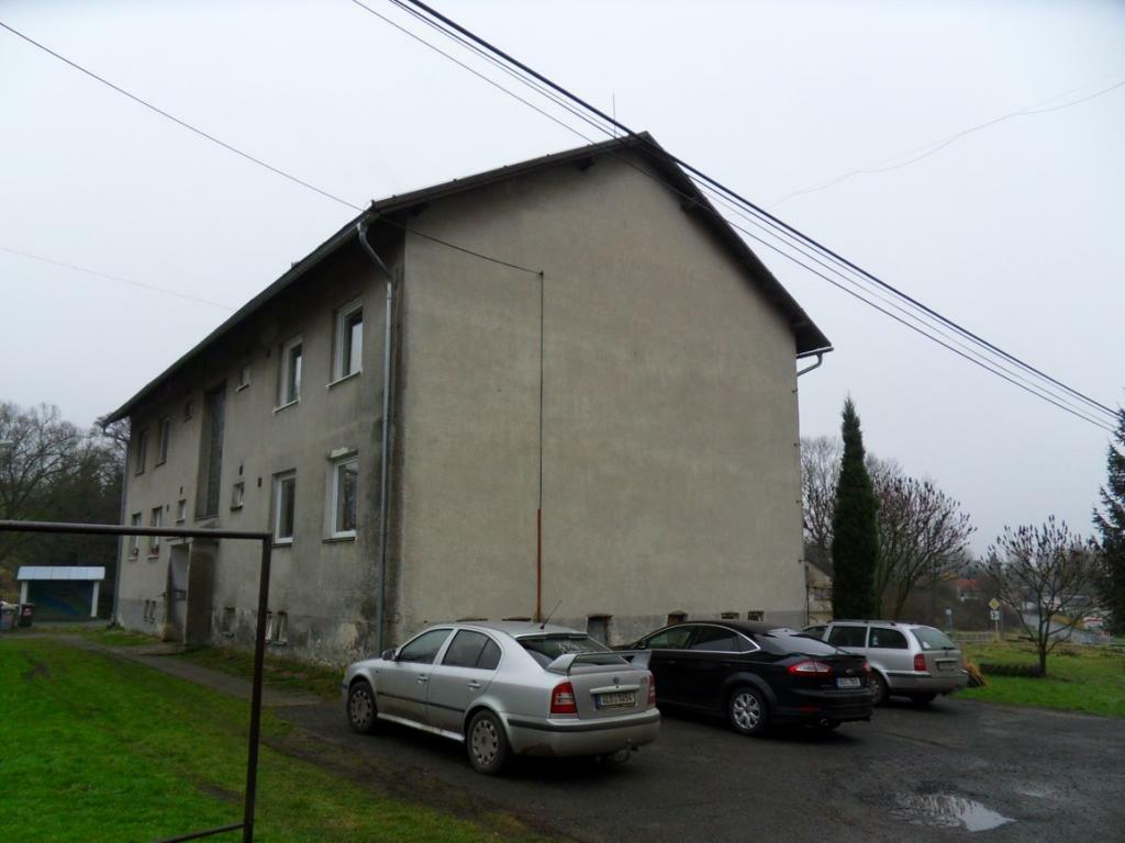 bytová jednotka 3 + 1 ve Volfarticích