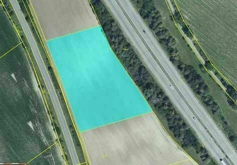 Dražba zemědělského pozemku (11 040 m2) - podíl 1/