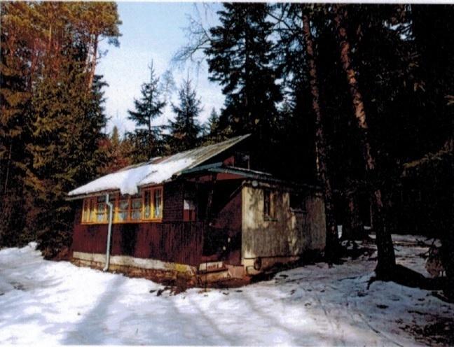 chata v k.ú. Opatov v Čechách