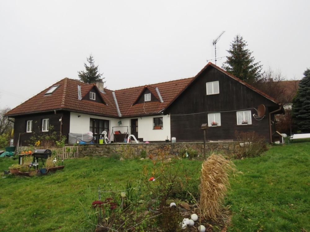 Rodinný dům, Borová u Poličky