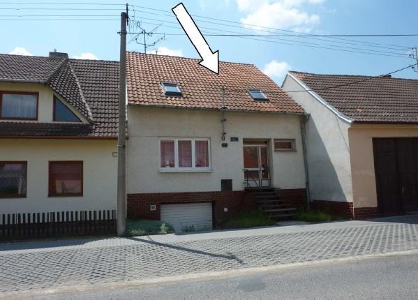 Rodinný dům, Pohořelice, okr. Brno-venkov