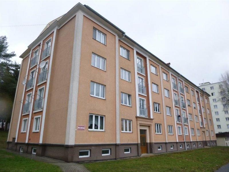 Byt 2+1 v obci Nová Role, okr. Karlovy Vary