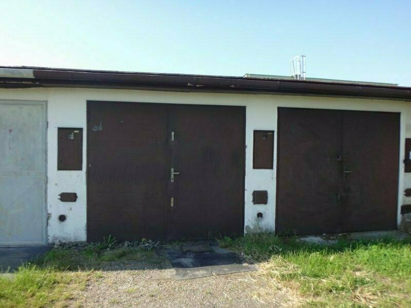 Podíl na garáži v obci Chropyně, okr. Kroměříž
